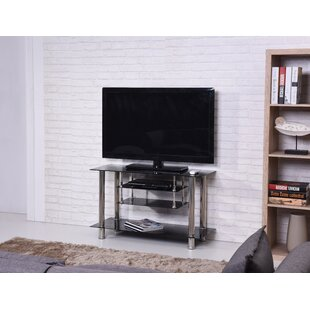 Affordable Lemaire TV Stand for TVs up to 40 by Hodedah Reviews (2019) & Buyer's Guide
