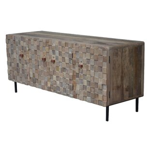 Snyder 4 Door Sideboard Loon Peak