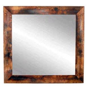 Union Rustic Leanna Bathroom Accent Mirror
