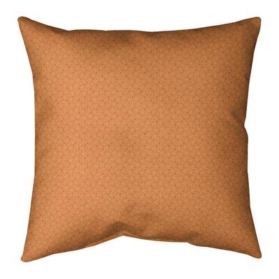 Mcguigan Hexagonal Lattice Indoor/Outdoor Throw Pillow by East Urban Home Best