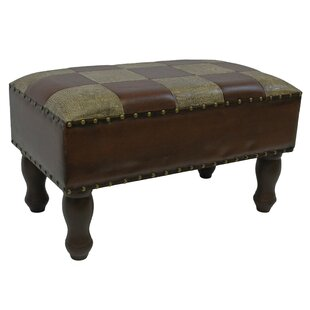 Astoria Grand Stone Castle Ottoman