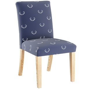 Lugo Upholstered Dining Chair Loon Peak