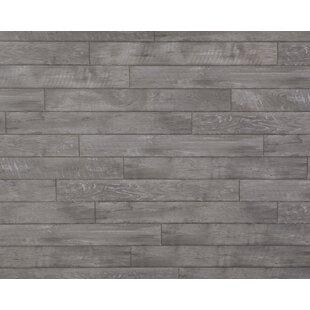 Restoration 6'' x 51'' x 12mm Historic Oak Laminate Flooring
