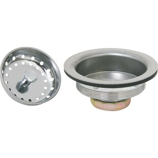 Sunbeam World Wide Sourcing Grid Kitchen Sink Drain