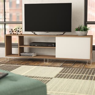 Read Reviews Angelica TV Stand for TVs up to 70 by Turn on the Brights Reviews (2019) & Buyer's Guide