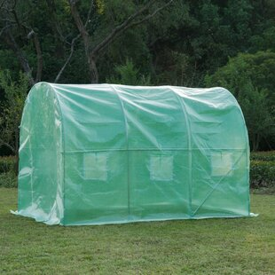Walsh 6.5 Ft W X 10 Ft D Greenhouse By Sol 72 Outdoor