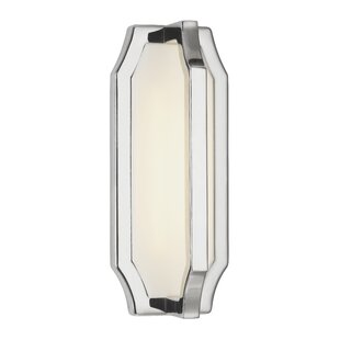 Big Save Glacier 1-Light Flush Mount By Feiss