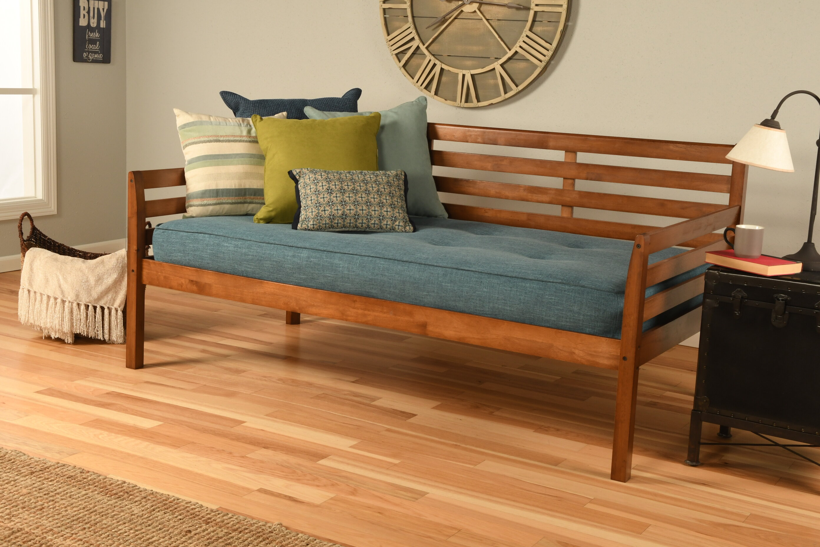 - Alwyn Home Haney Twin Daybed With Mattress & Reviews Wayfair.ca