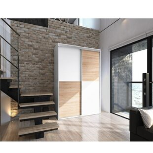 Nelligan 2 Door Sliding Wardrobe By Brayden Studio