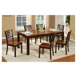 Weitzel Solid Wood Dining Chair (Set of 2)