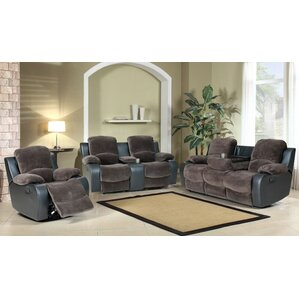 Santiago 3 Piece Living Room Set by Beverly Fine Furniture