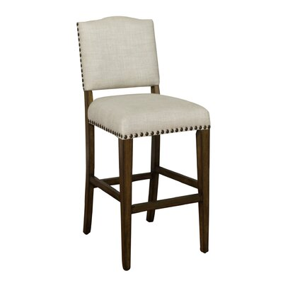 "Worthington 34"" Bar Stool (Set of 2) by American Heritage"