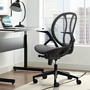 Catt Vinyl Mesh Task Chair by Latitude Run Bargain