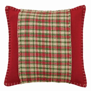 Stillwater Applique Throw Pillow