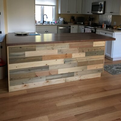 4 Reclaimed Wood Wall Paneling In River Planks