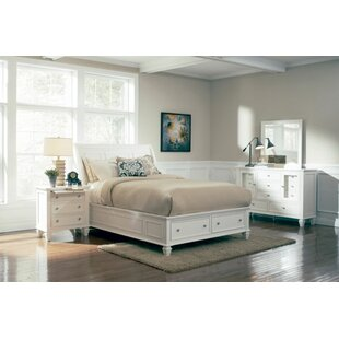 Ames Storage Platform Configurable Bedroom Set by Grovelane Teen