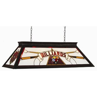 Dovie 4-Light Billiard Light by Red Barrel Studio