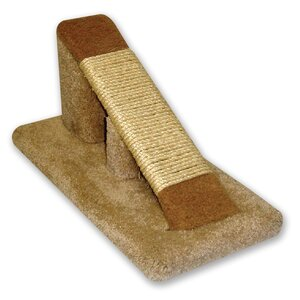 Angled Scratching Board