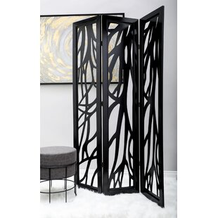 3 Panel Room Divider By Cole & Grey