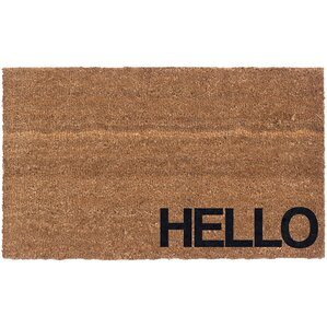 Modern Indoor Door Doormats | AllModern