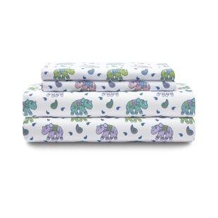 Aristocrat Elephant Paisley Sheet Set