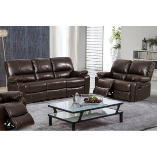 Baril 2 Piece Reclining Living Room Set