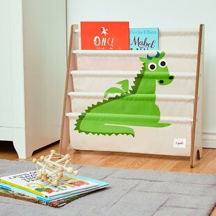 Dragon 24 Book Display by 3 Sprouts