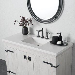 Comparison Palomar 49 Single Bathroom Vanity Top ByNative Trails, Inc.