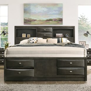Bookcase Headboard Bed Wayfair