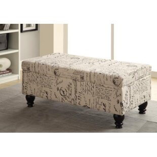 Ophelia & Co. Kasten Upholstered Storage Bench