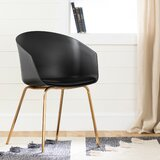 Flam Plastic Arm Chair by South Shore