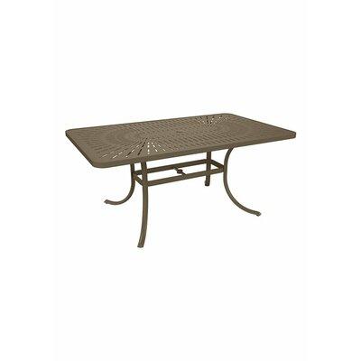 La'Stratta Rectangular 28 Inch Table by Tropitone Purchase