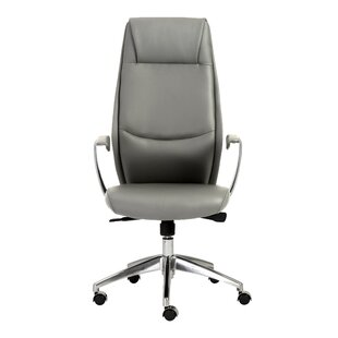 Carlucci Executive Chair by Wade Logan Discount