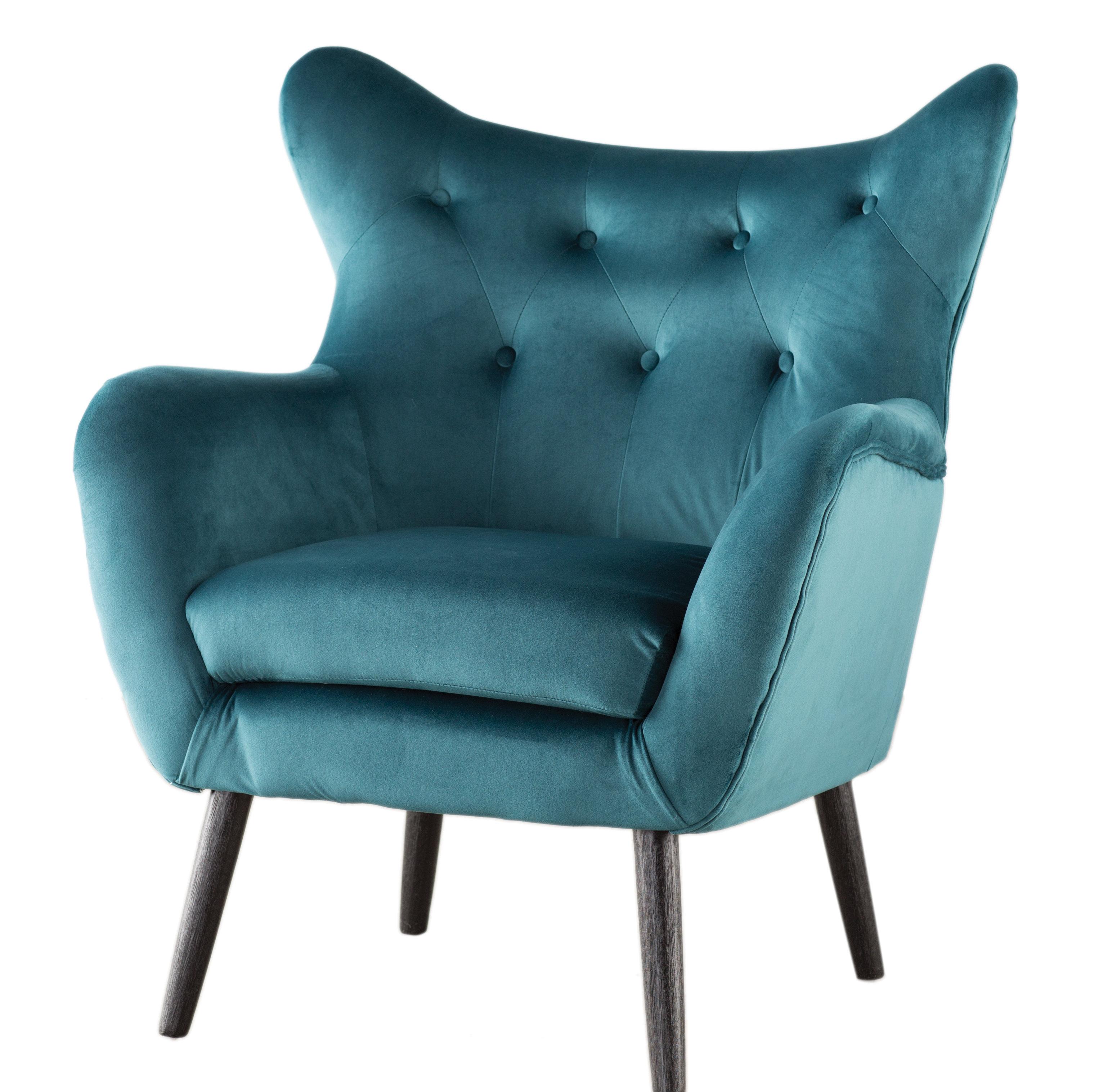 Colletta 21 Wingback Chair Reviews Allmodern