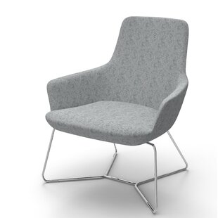 Comparison Superkool Metal Base Lounge Chair by David Edward