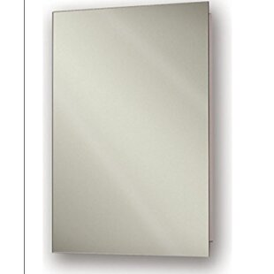 Compare prices Perfect Square 16 x 26 Recessed Medicine Cabinet By Jensen