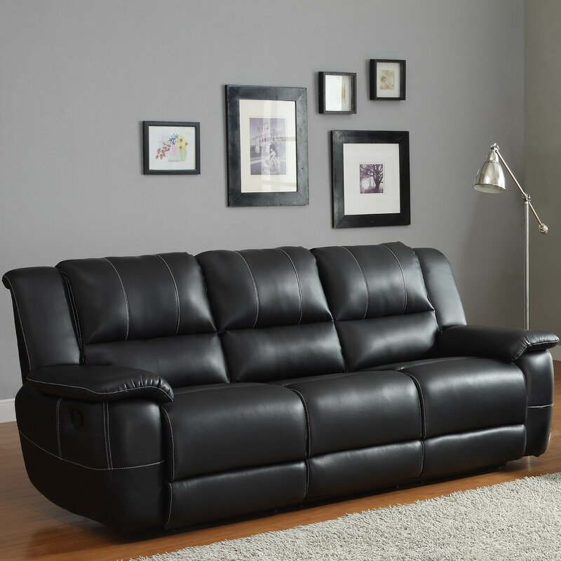 Cantrell Double Reclining Sofa