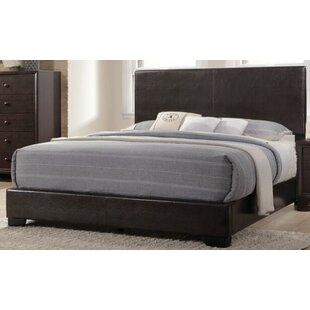 Mccree Upholstered Panel Bed