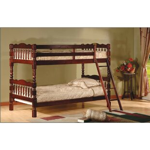 Read Reviews Alexandro Twin over Twin Bunk Bed by Harriet Bee Reviews (2019) & Buyer's Guide