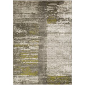 Chartwell Gray Olive Green White Area Rug Allmodern