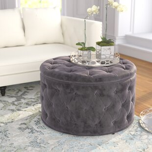Bouchard Cocktail Ottoman by Willa Arlo Interiors
