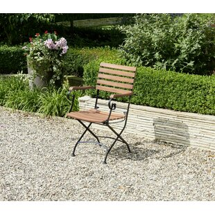 Edina Folding Deck Chair (Set Of 2) Image