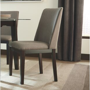 Peloquin Upholstered Dining Chair (Set of 2) George Oliver
