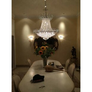 Carson 11-Light Chandelier by House of Hampton