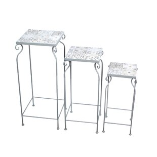 Lockhart 3 Piece Nesting Plant Stand Set By Bloomsbury Market