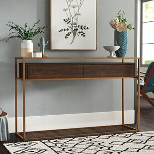 Lees Oak Console Table