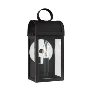 Where buy  Orpheus 1-Light Outdoor Wall Lantern By Brayden Studio