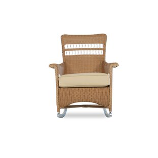 Lloyd Flanders Nantucket Porch Rocking Chair with Cushion