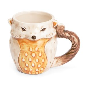 Hopper Fox Coffee Mug