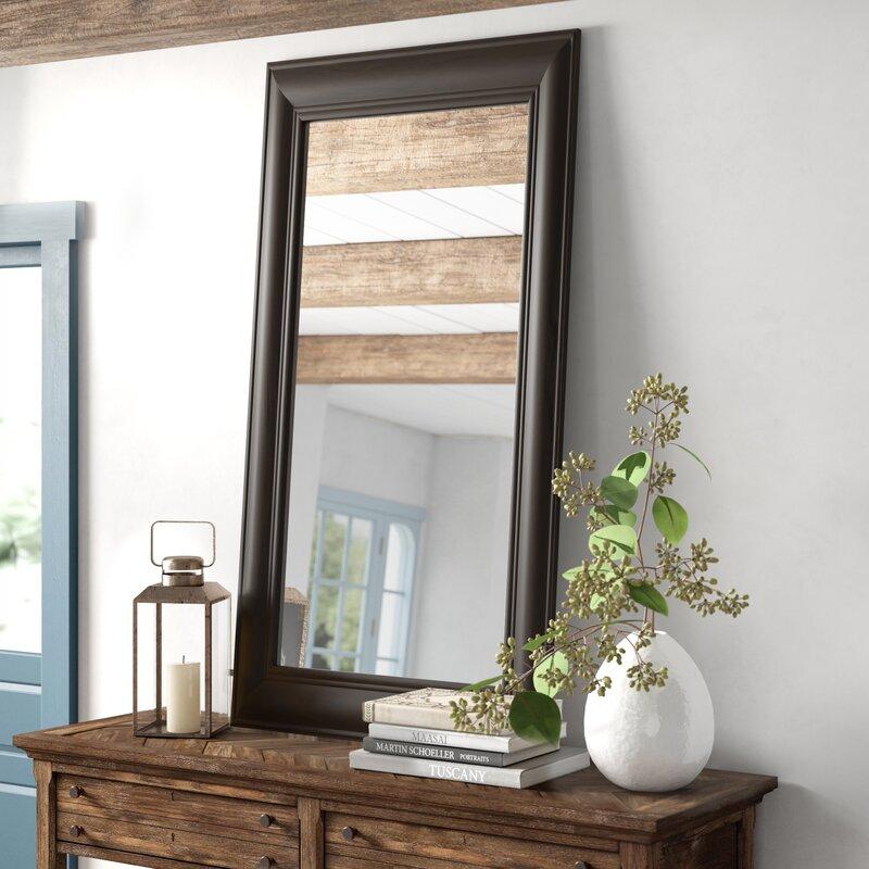 Birch Lane Isidoro Double Vanity Wall Mirror Reviews Wayfair